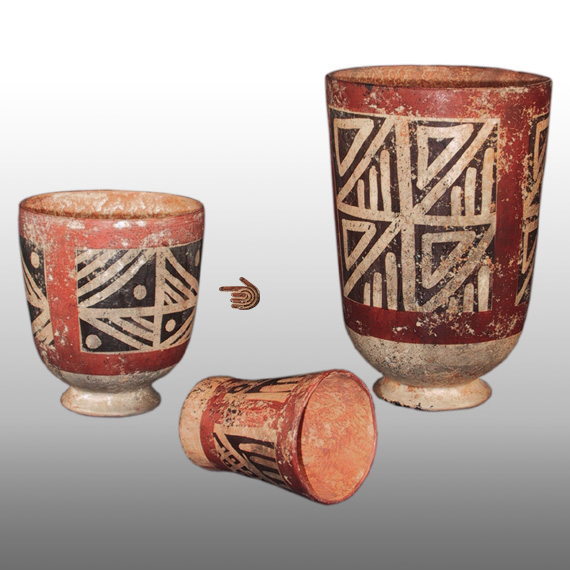 Cultura Nariño VASO / NARIÑO PAINTING VESSEL (S)